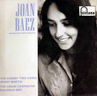 Cover Joan Baez - The Cherry Tree Carol