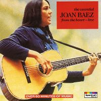 Cover Joan Baez - The Essential Joan Baez From The Heart - Live