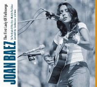 Cover Joan Baez - The First Lady Of Folksongs