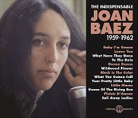 Cover Joan Baez - The Indispensable 1959-1962