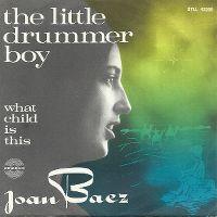 Cover Joan Baez - The Little Drummer Boy