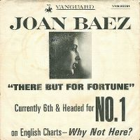 Cover Joan Baez - There But For Fortune