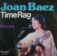 Cover Joan Baez - Time Rag