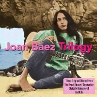 Cover Joan Baez - Trilogy