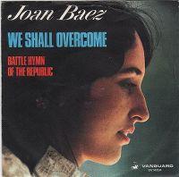 Cover Joan Baez - We Shall Overcome