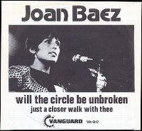 Cover Joan Baez - Will The Circle Be Unbroken