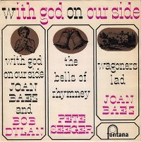 Cover Joan Baez And Bob Dylan - With God On Our Side