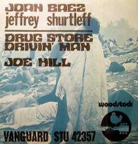 Cover Joan Baez & Jeffrey Shurtleff - Drug Store Truck Drivin' Man (Live)