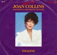 Cover Joan Collins with The Royal Philharmonic Orchestra - Imagine