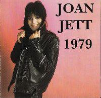 Cover Joan Jett - 1979