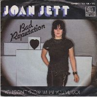 Cover Joan Jett - Bad Reputation