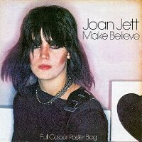 Cover Joan Jett - Make Believe