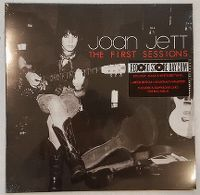 Cover Joan Jett - The First Sessions