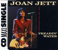 Cover Joan Jett And The Blackhearts - Treadin' Water