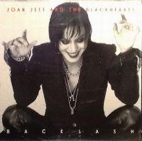 Cover Joan Jett & The Blackhearts - Backlash