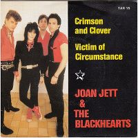 Cover Joan Jett & The Blackhearts - Crimson And Clover