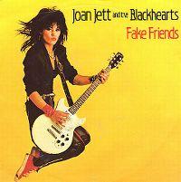 Cover Joan Jett & The Blackhearts - Fake Friends