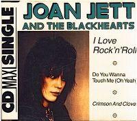 Cover Joan Jett & The Blackhearts - I Love Rock'n Roll