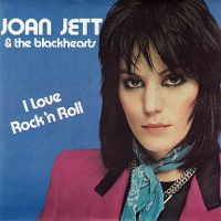 Cover Joan Jett & The Blackhearts - I Love Rock'n Roll