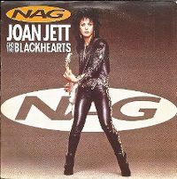 Cover Joan Jett & The Blackhearts - Nag