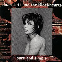 Cover Joan Jett & The Blackhearts - Pure And Simple