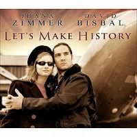 Cover Joana Zimmer / David Bisbal - Let's Make History