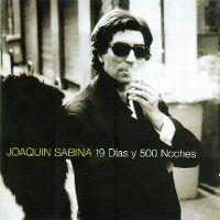 Cover Joaquín Sabina - 19 días y 500 noches
