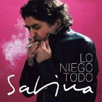 Cover Joaquín Sabina - Lo niego todo