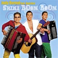 Cover Jody Bernal feat. Baychev - Shiki boom boom