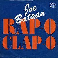 Cover Joe Bataan - Rap-O Clap-O