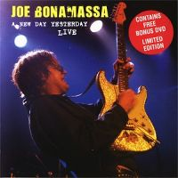 Cover Joe Bonamassa - A New Day Yesterday - Live