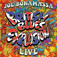 Cover Joe Bonamassa - British Blues Explosion Live