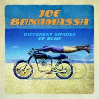 Cover Joe Bonamassa - Different Shades Of Blue