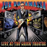 Cover Joe Bonamassa - Live At The Greek Theatre