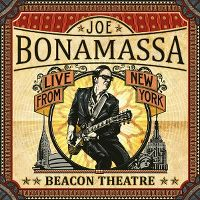 Cover Joe Bonamassa - Live From New York - Beacon Theatre
