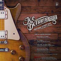 Cover Joe Bonamassa - Record Store Day