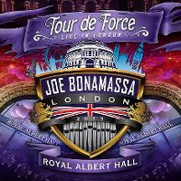 Cover Joe Bonamassa - Tour de Force - Live In London - Royal Albert Hall