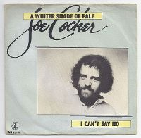 Cover Joe Cocker - A Whiter Shade Of Pale