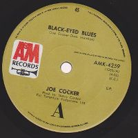 Cover Joe Cocker - Black Eyed Blues