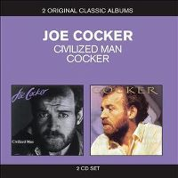 Cover Joe Cocker - Civilized Man +  Cocker