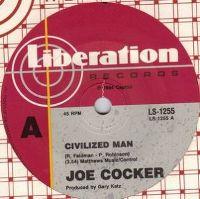 Cover Joe Cocker - Civilized Man