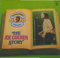 Cover Joe Cocker - Die Joe Cocker Story