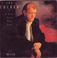 Cover Joe Cocker - I Will Live For You