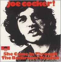 Cover Joe Cocker - She Came In Through The Bathroom Window