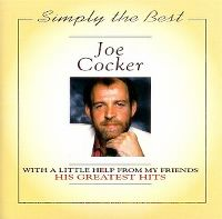 Cover Joe Cocker - Simply The Best - With A Little Help From My Friends - His Greatest Hits
