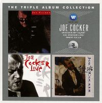 Cover Joe Cocker - The Triple Album Collection