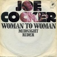 Cover Joe Cocker - Woman To Woman