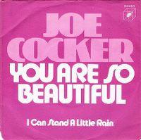 Cover Joe Cocker - You Are So Beautiful