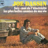 Cover Joe Dassin - Fais-moi de l'électricité