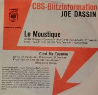 Cover Joe Dassin - Le moustique
